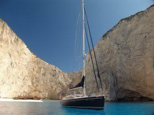 Яхта Quinta