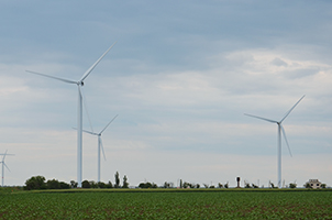 FL2500 wind turbines