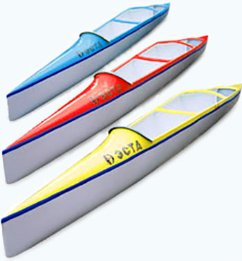 Sport canoes